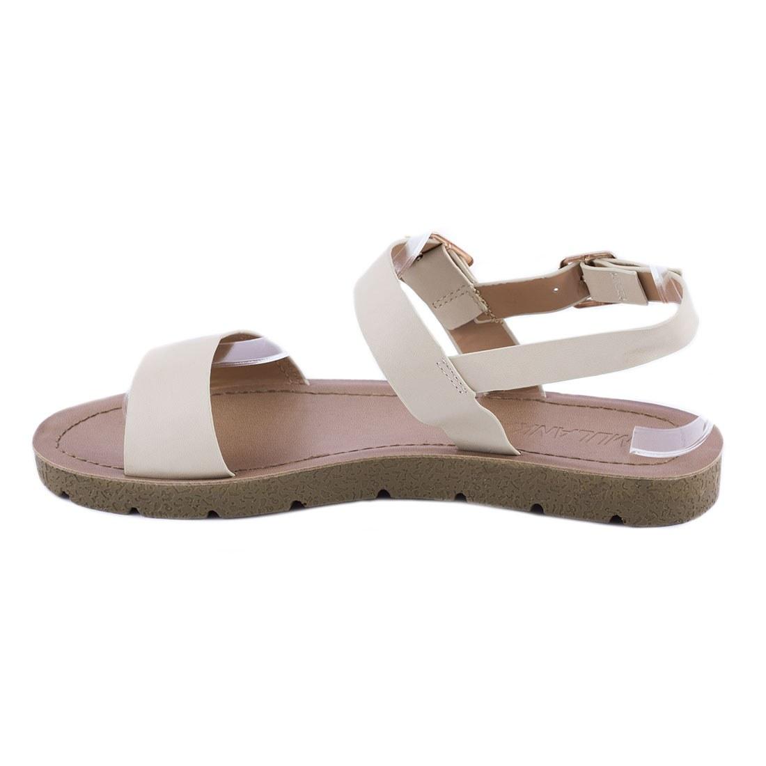 Sandale dama cu talpa joasa K-58-ROZ la 29,99Lei - Zibra.ro