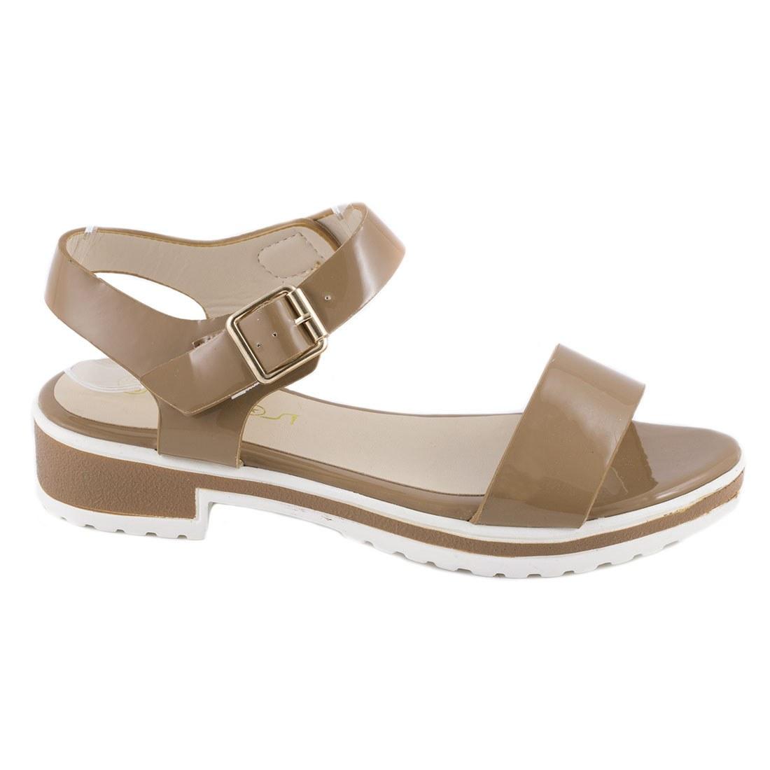 Sandale dama usoare JW-4672-KAKI