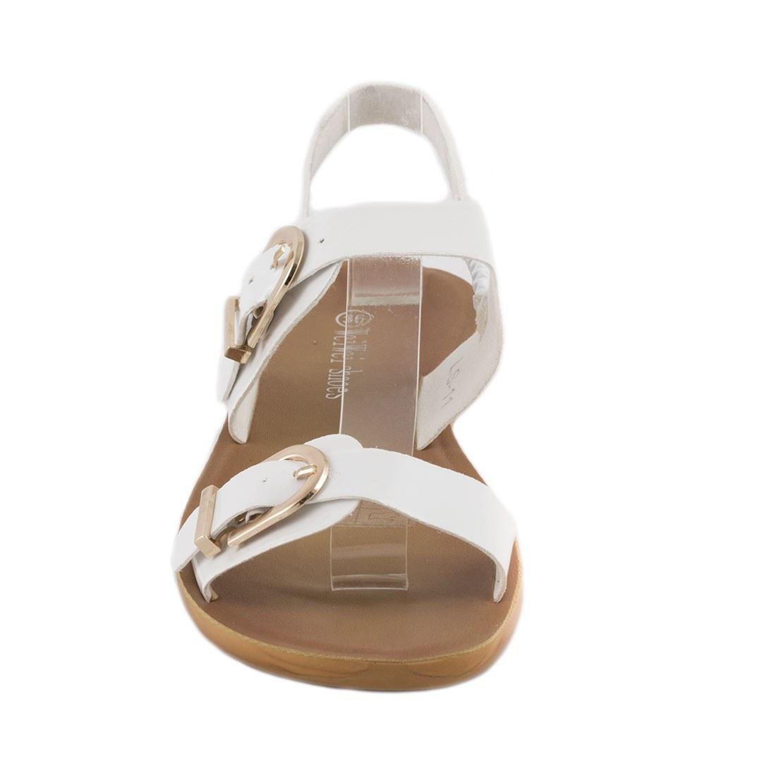 Sandale de dama usoare LS-11-ALB