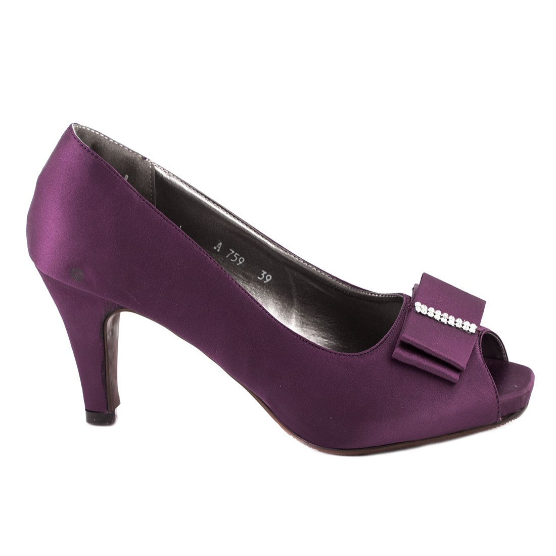 Pantofi de dama A759-PURPLE-O