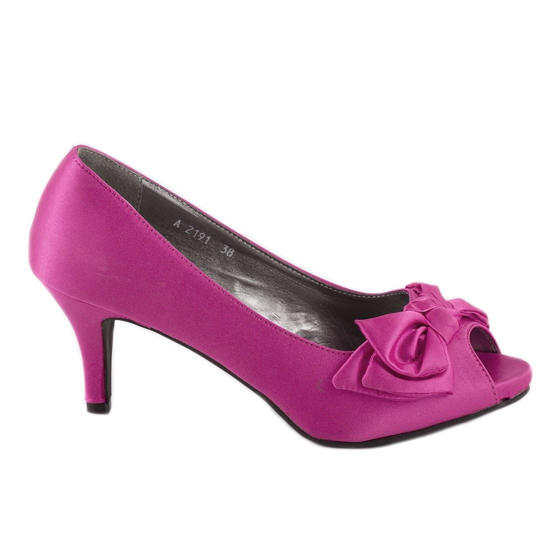 Pantofi de dama A2191-FUCSIA-O