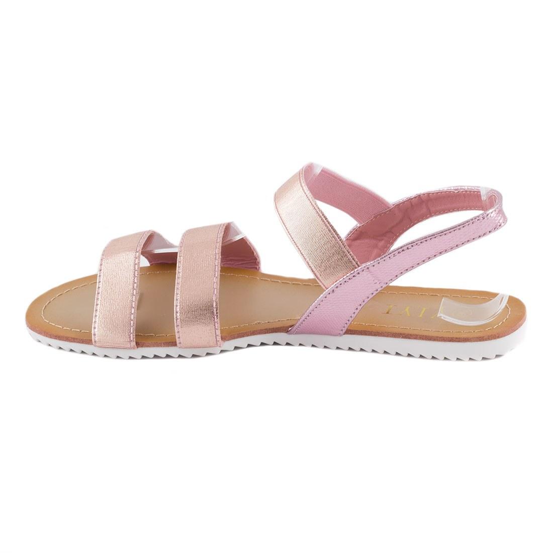 Sandale dama cu talpa joasa K-58-SILVER la 29,99Lei - Zibra.ro