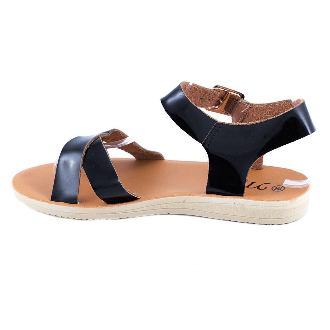 Sandale dama usoare K-71-NEGRU