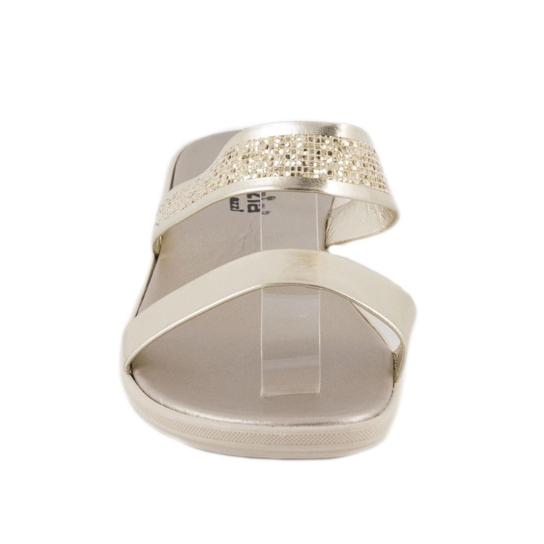 Papuci de dama P0708-GOLD