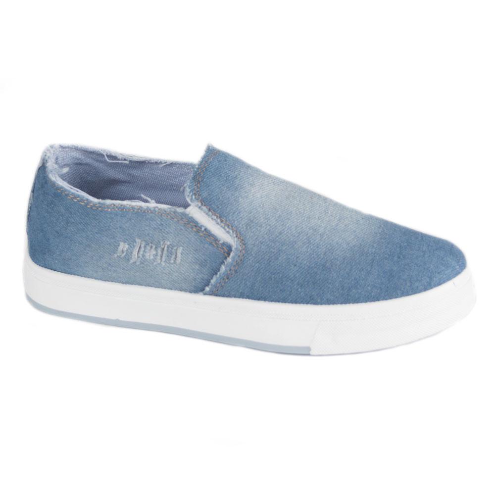 Espadrile dama 8825-L.BLUE