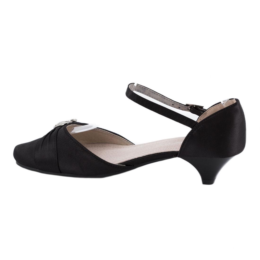 Sandale de dama cu bareta F1516-2NEGRU