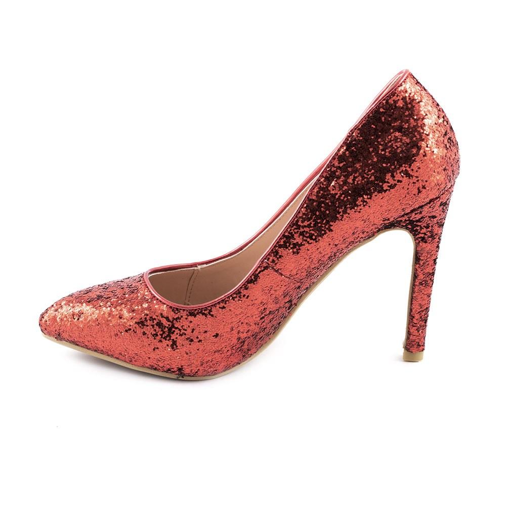 Pantofi dama eleganti  XF70-J-RED