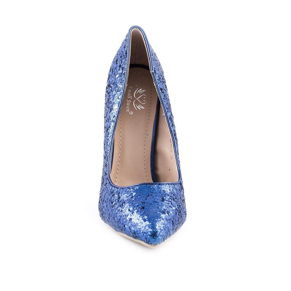 Pantofi dama eleganti  XF70-U-BLUE