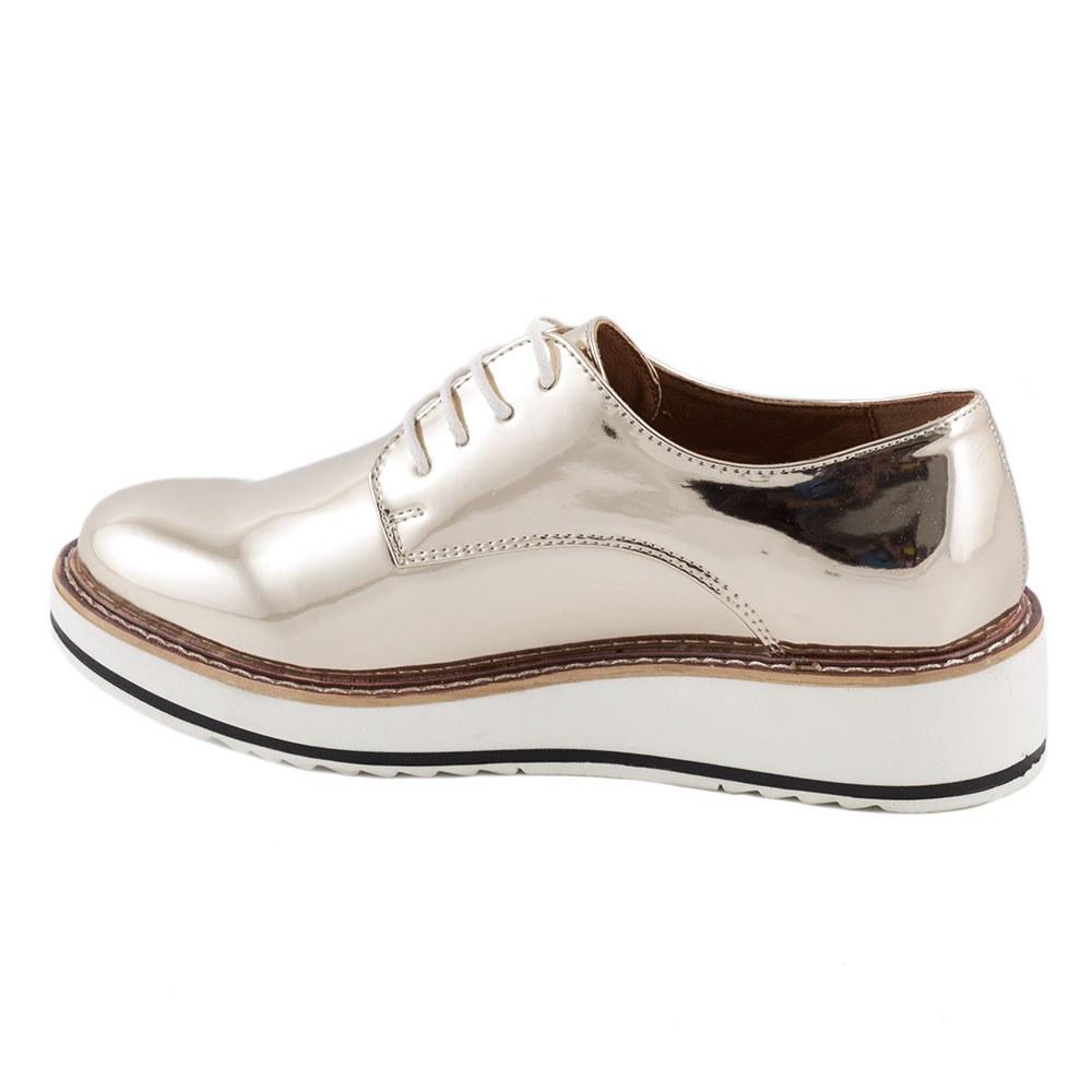 Pantofi dama casual 7A130-GOLD