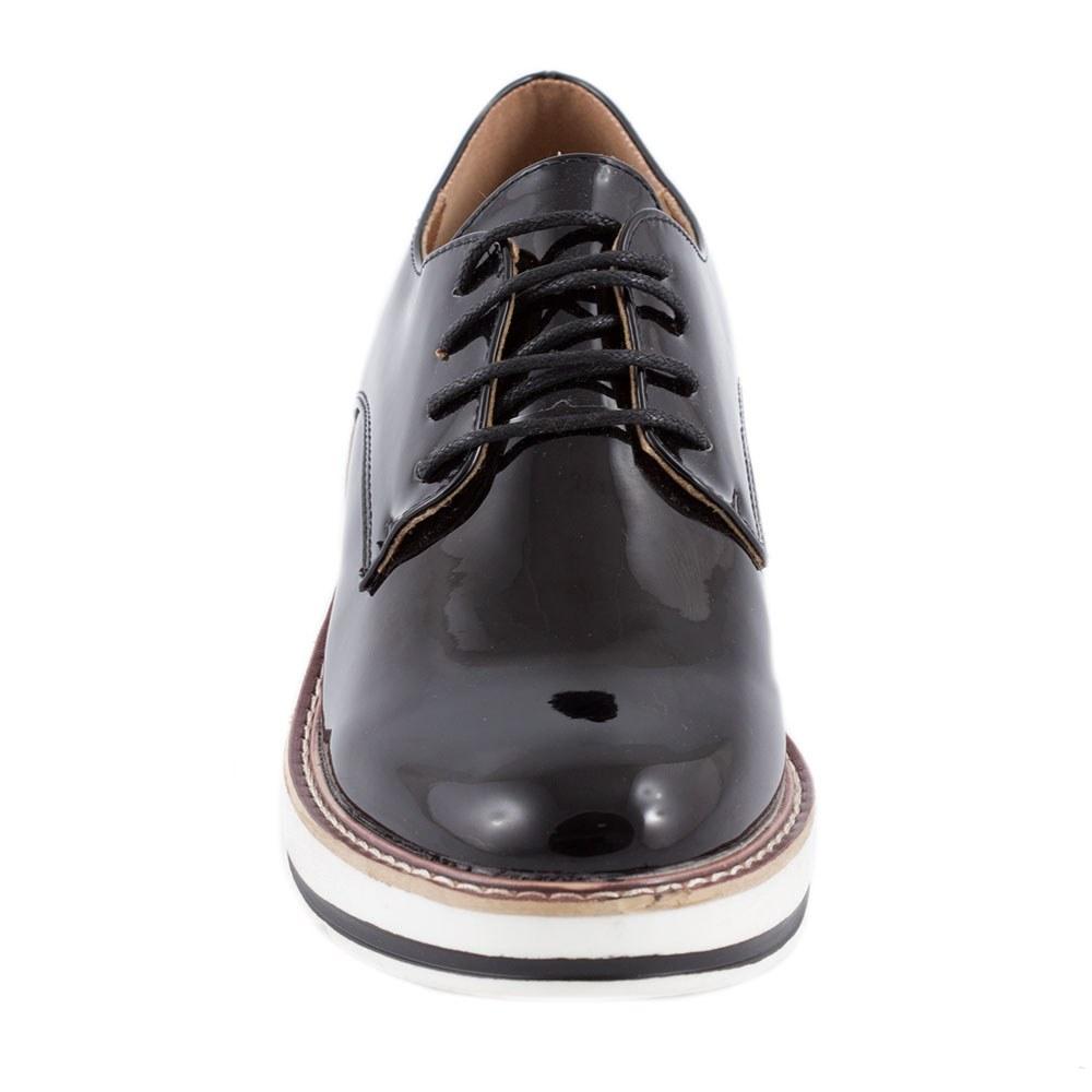 Pantofi dama casual 7A130-NEGRU