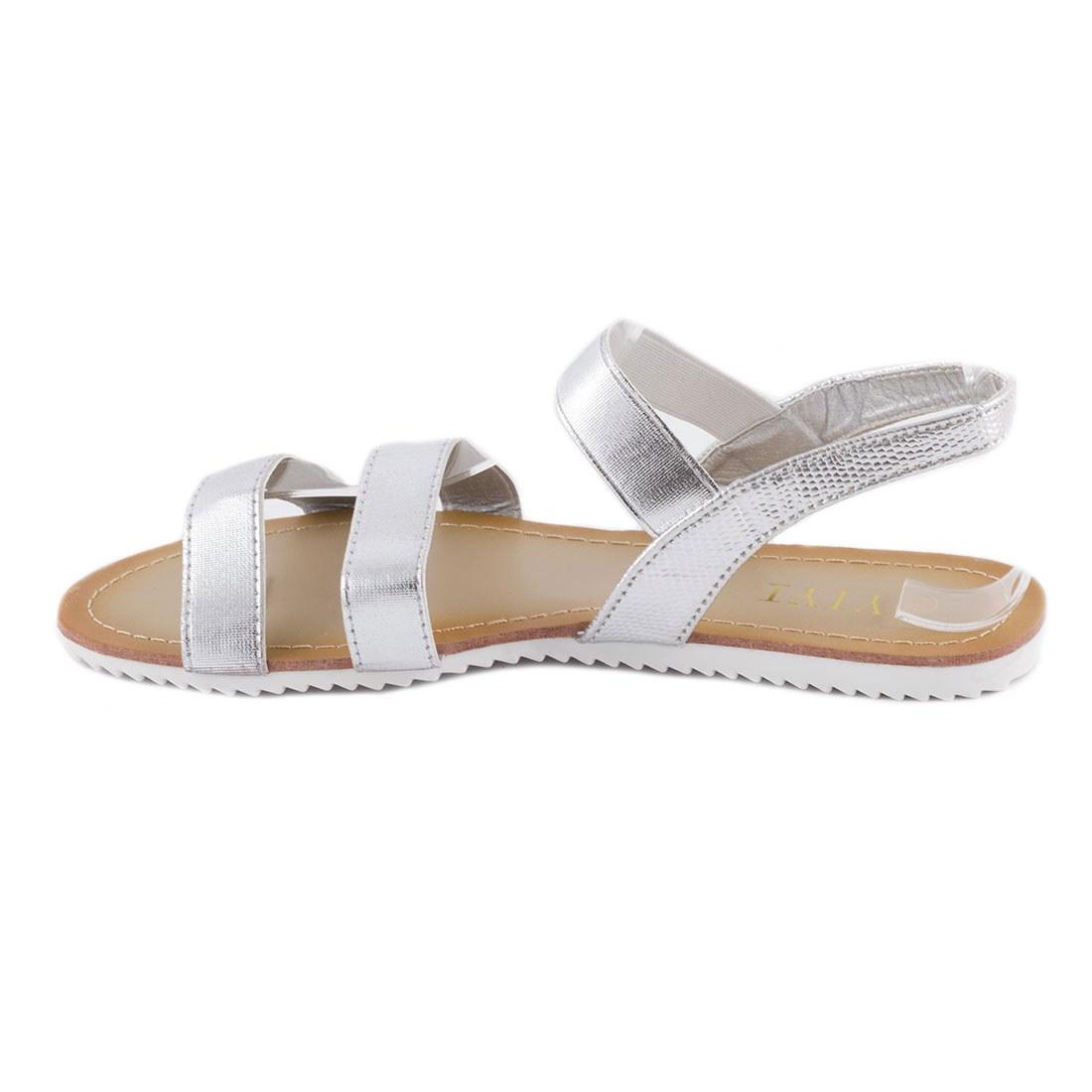 Sandale dama cu talpa joasa TP-02-NEGRU la 29,99Lei - Zibra.ro