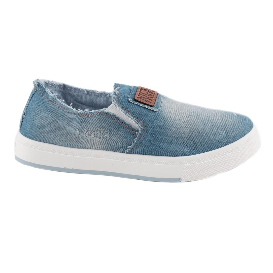 Espadrile de dama 8841-BLUE