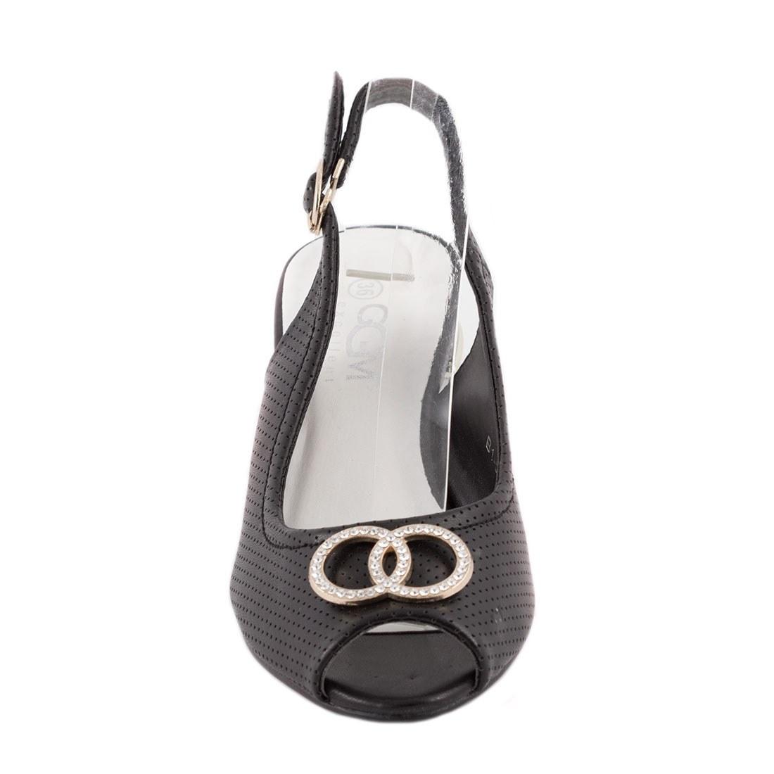 Sandale dama B1-50-NEGRU