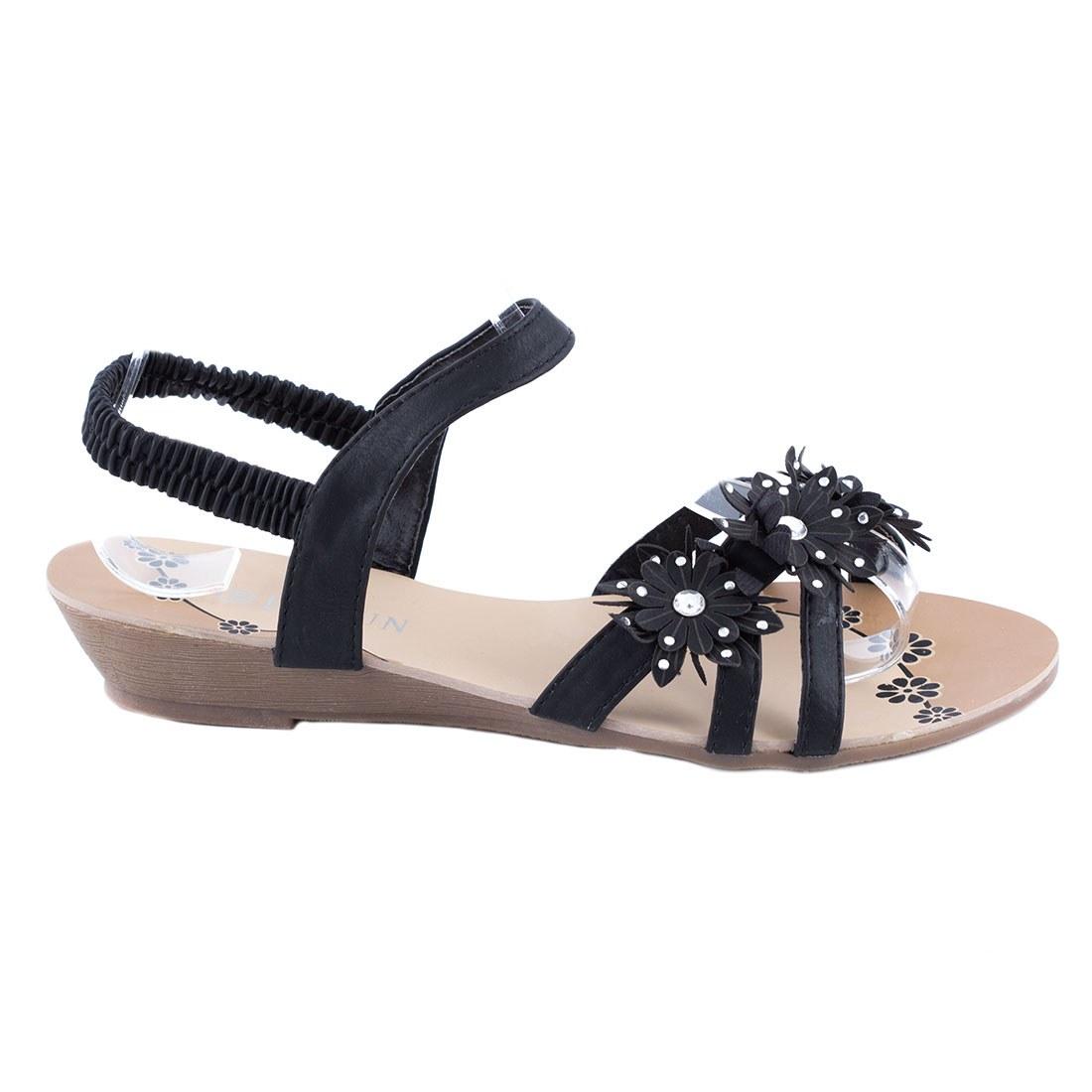 Sandale dama cu talpa joasa JK-56-BEJ la 29,99Lei - Zibra.ro