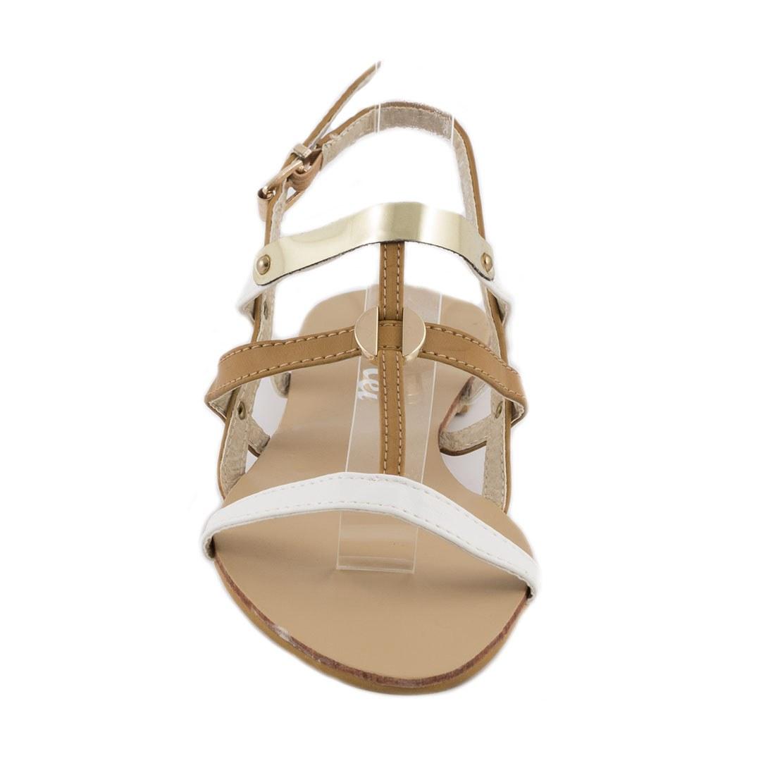 Sandale dama cu barete OL-HG133-ALB