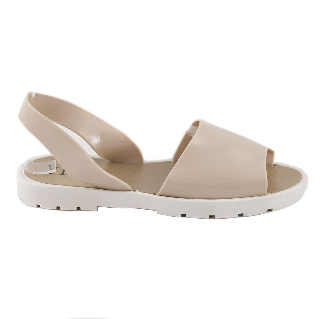 Sandale dama comode S-14-BEJ
