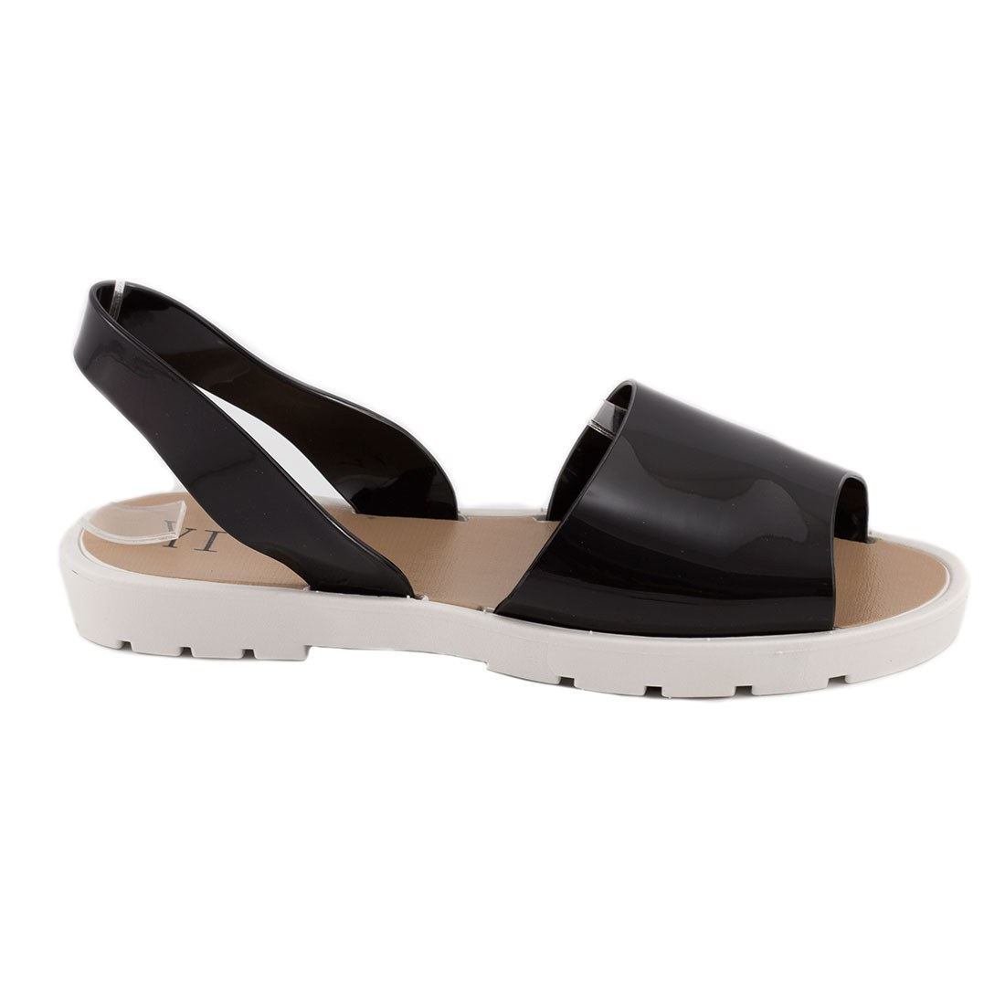 Sandale dama comode S-14-NEGRU