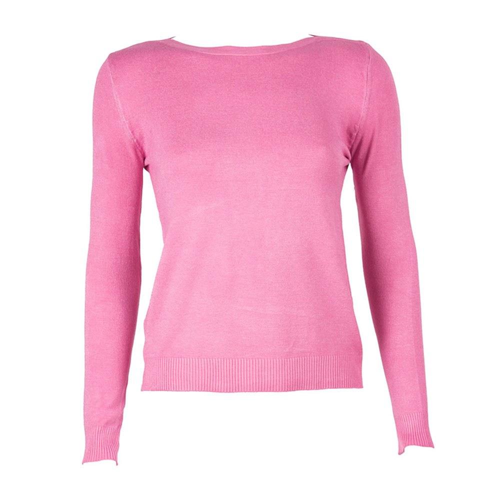 Pulover dama roz PB-6862-R