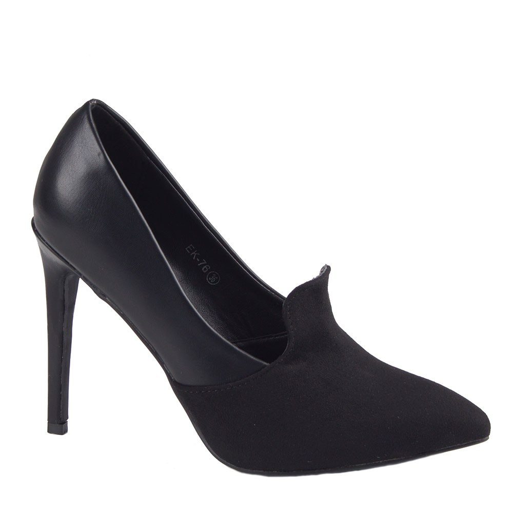 Pantofi dama cu toc EK-76N/N