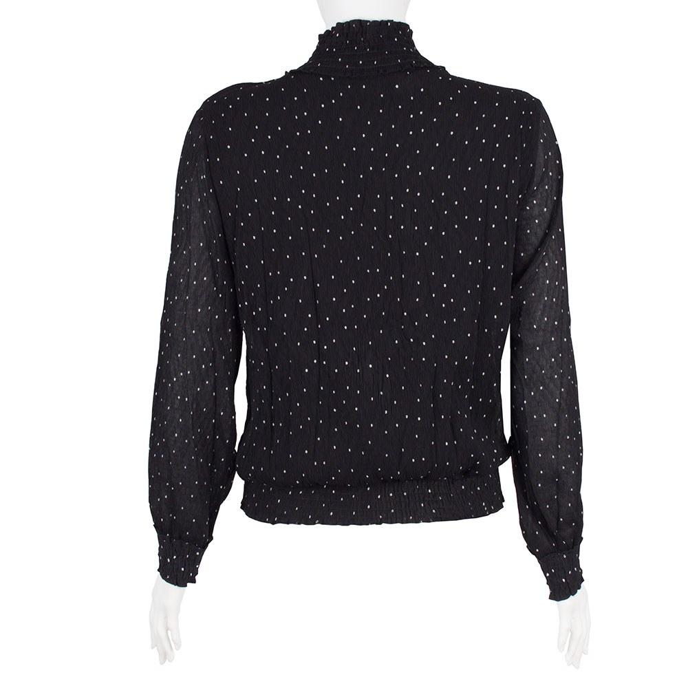 Bluza dama cu buline GB-403-NG