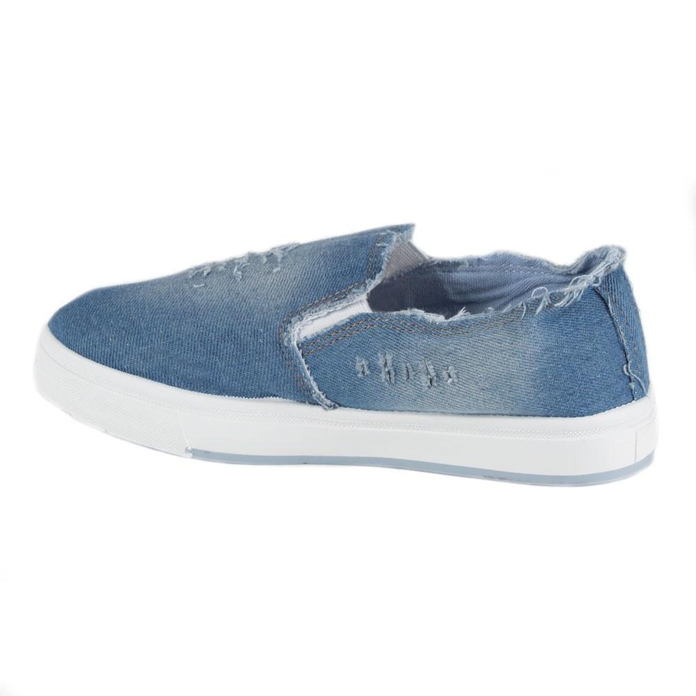 Espadrile dama 8826-L.BLUE