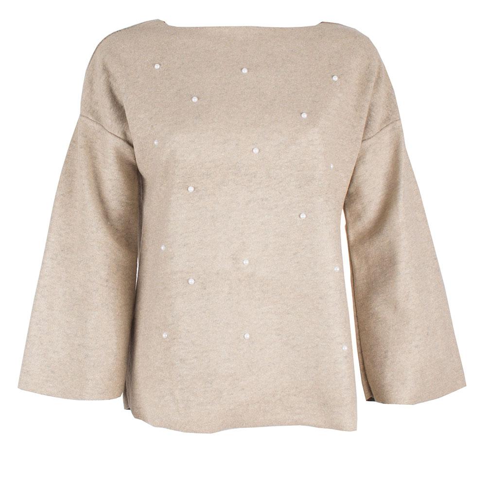 Bluza dama cu margele aplicate ZQ-14-B