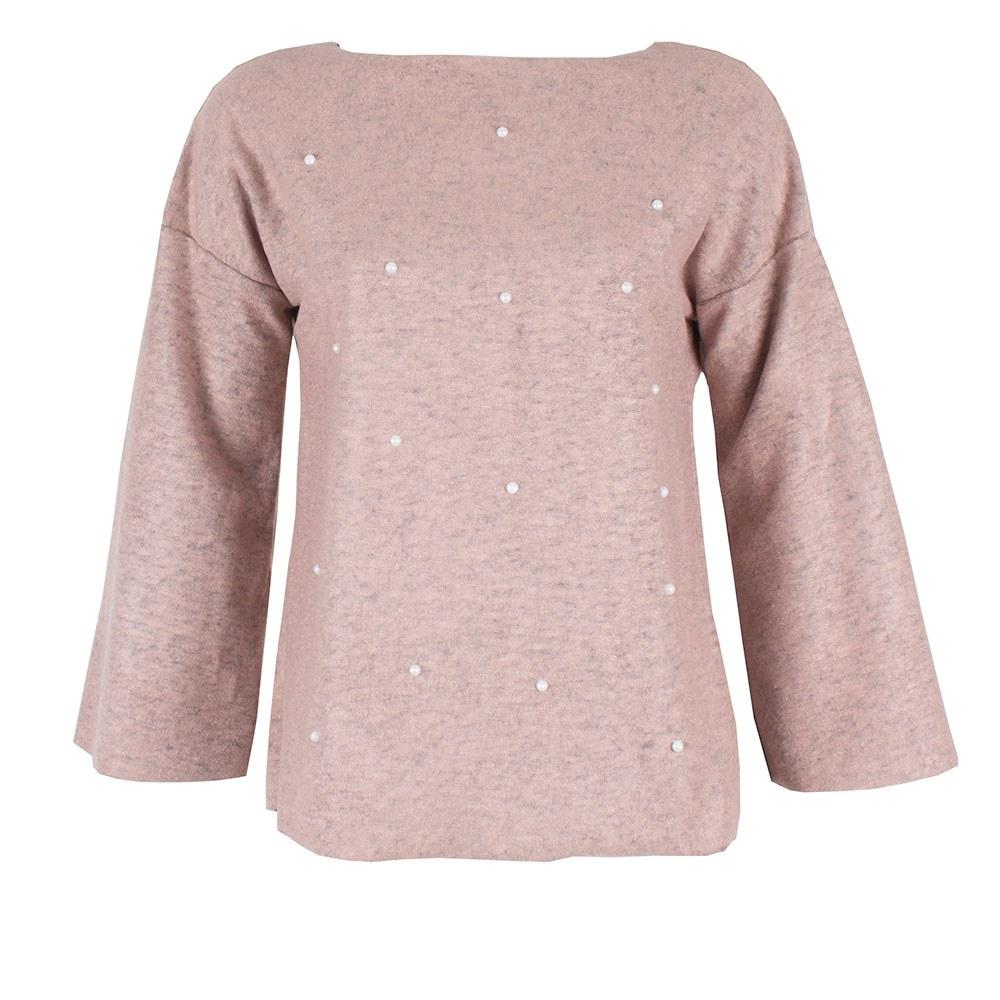 Bluza dama cu margele aplicate ZQ-13-R