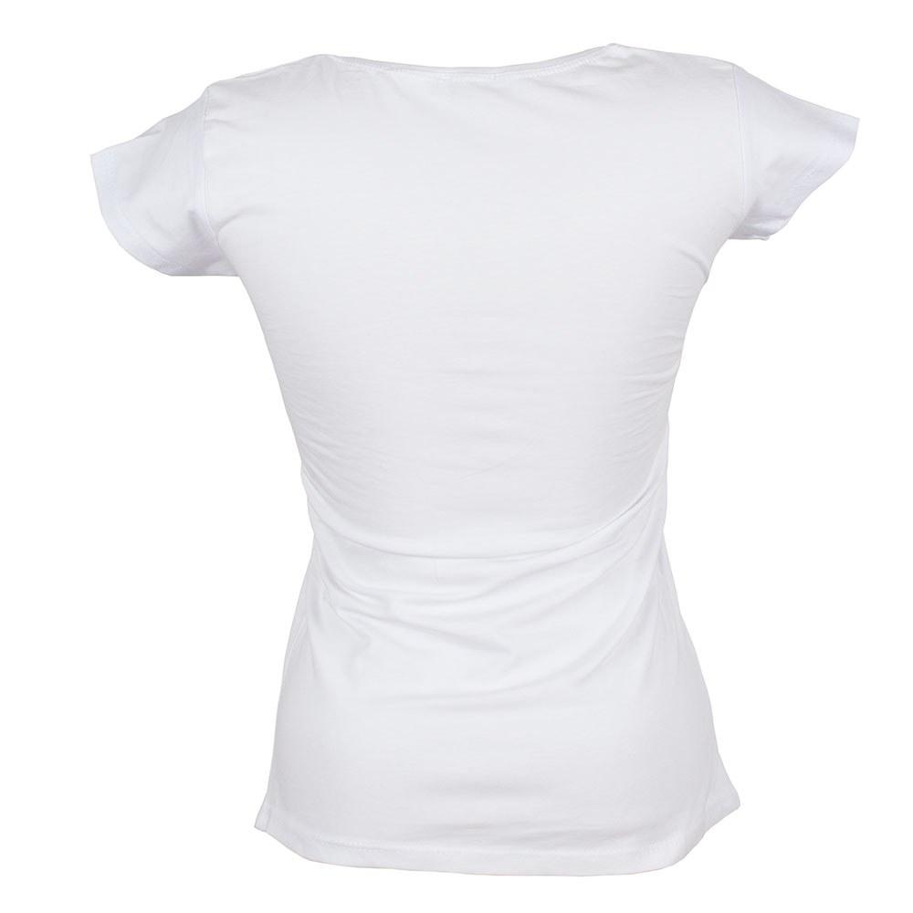Tricou dama alb model Minnie TP-325-A