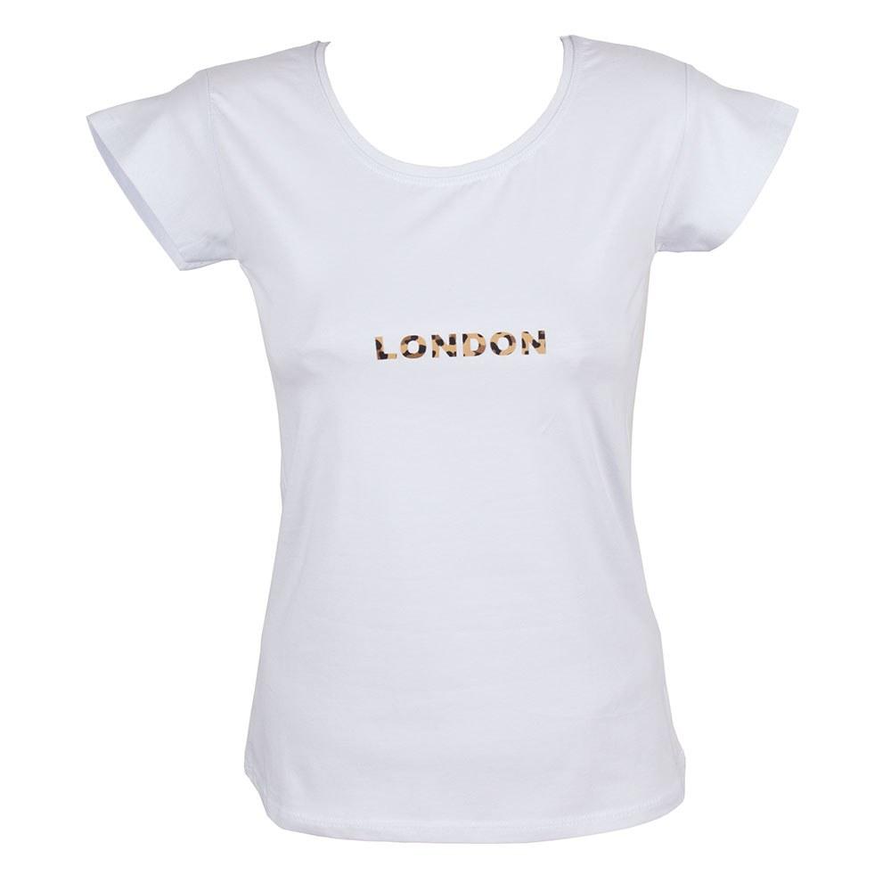 Tricou de dama alb TP-316-A
