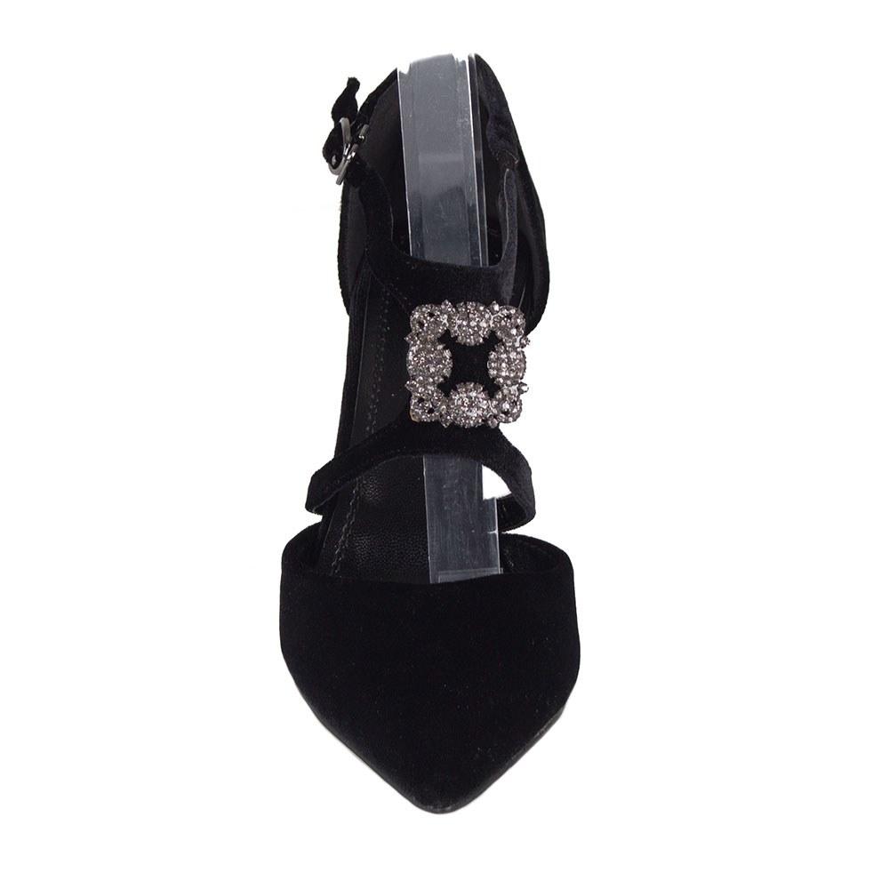 Pantofi dama cu bareta M9090-1-N