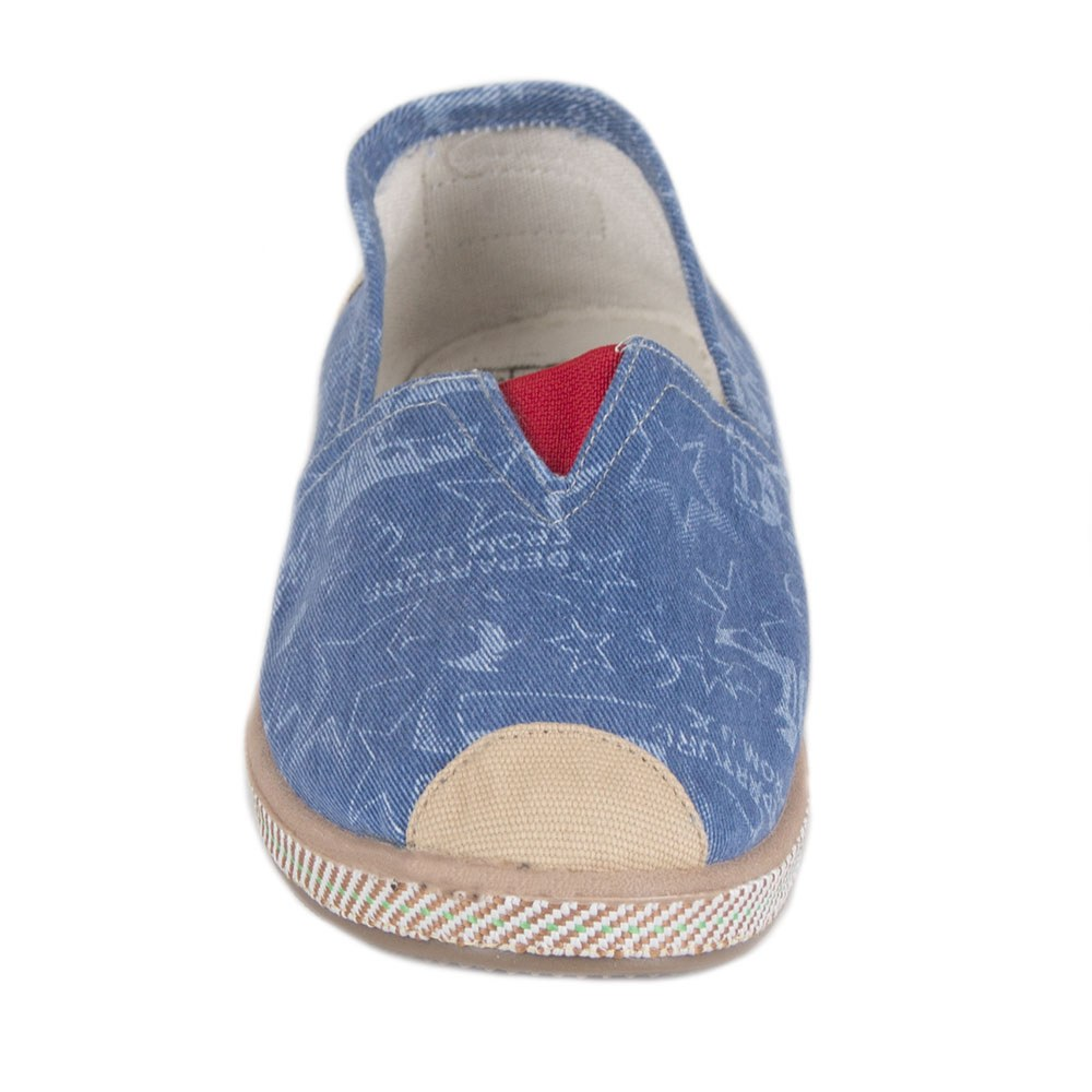 Espadrile dama albastre 577-B
