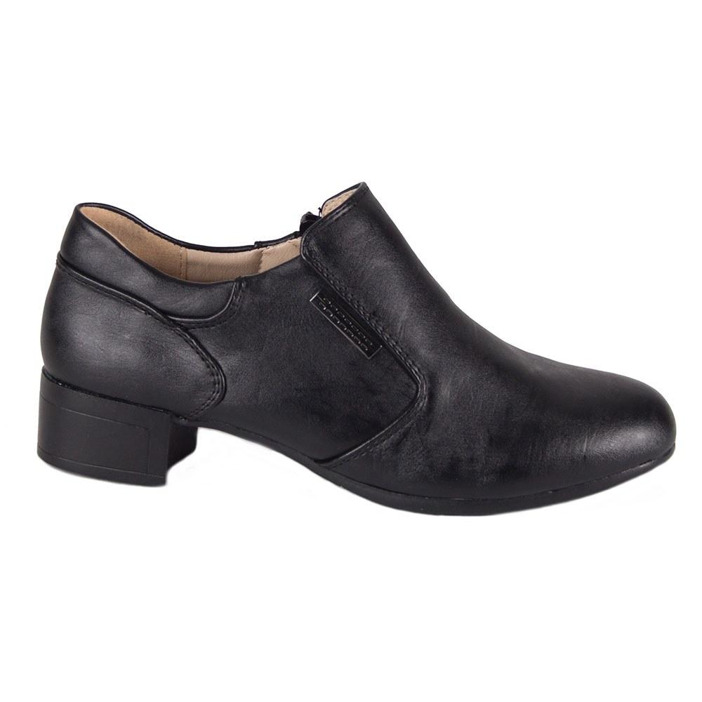 Pantofi dama cu fermoar 1713-N