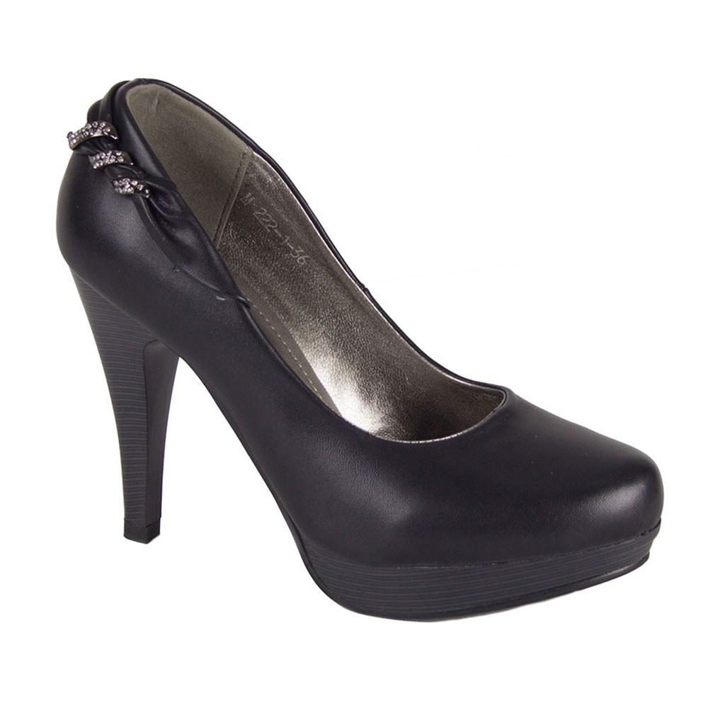 Pantofi dama cu platforma TM-222-1