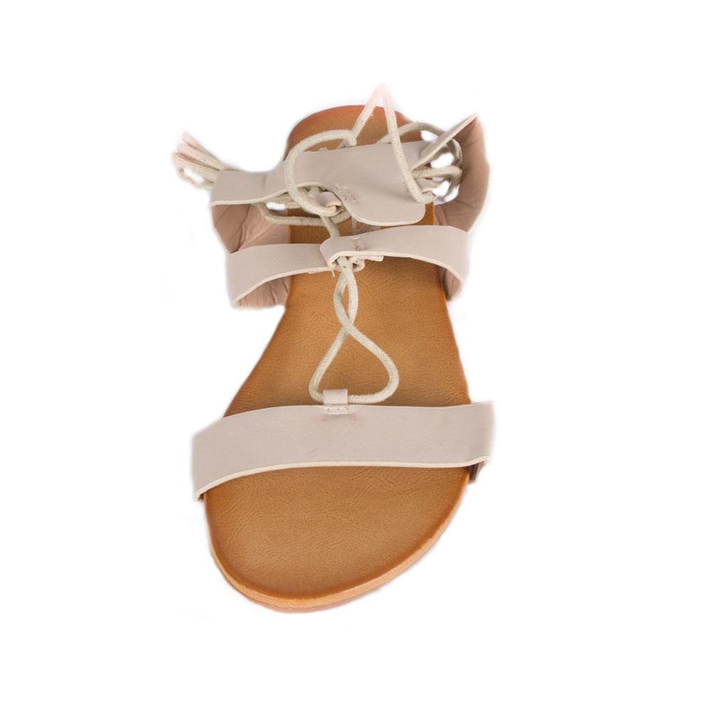 Sandale dama comode XQ-R5-APRICOT-O