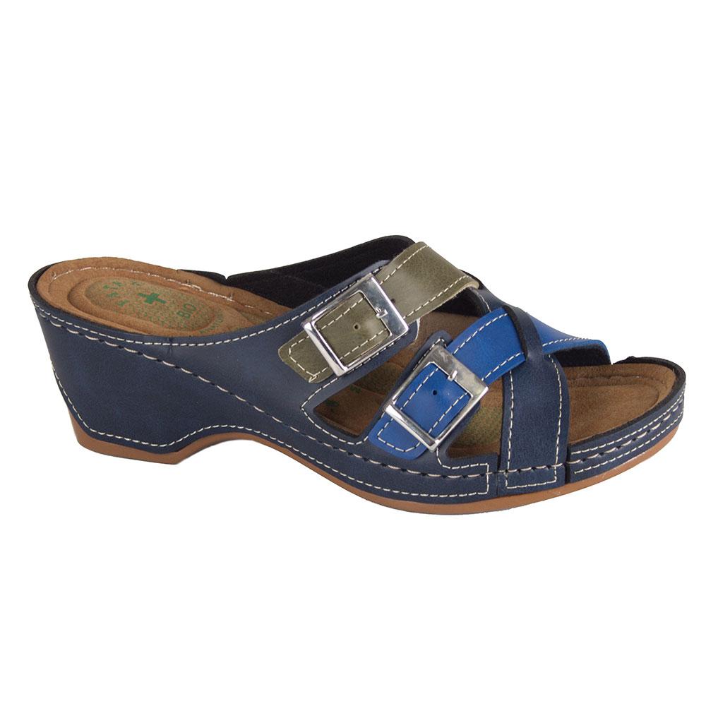 Papuci de dama cu talpa comoda FB-0309-AV