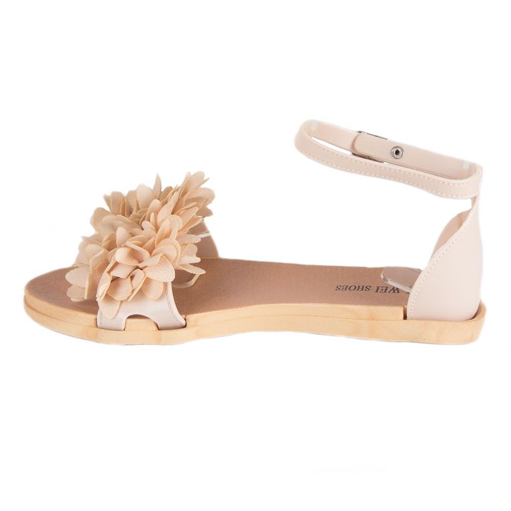 Sandale dama accesorizate din cauciuc MDR-1808-B