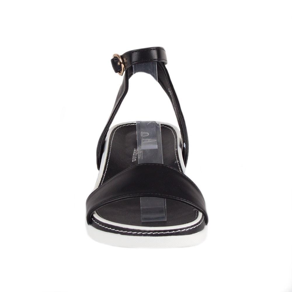 Sandale dama comode cu bareta pe glezna 069-5-N