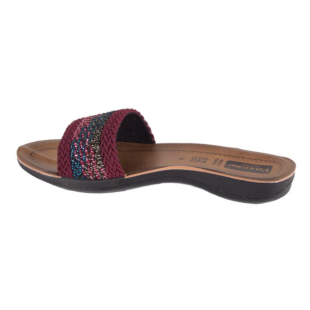 Papuci dama de vara colorati 108-347-V