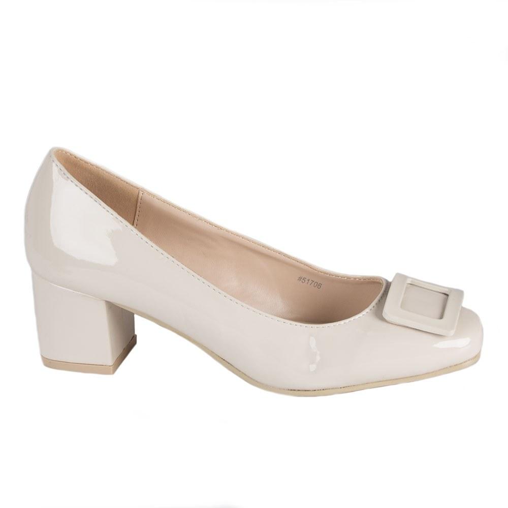 Pantofi de dama 51706-BEJ-PT