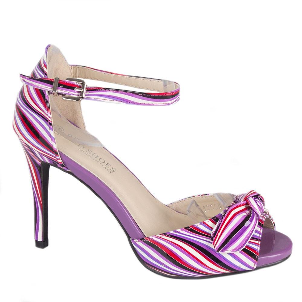 Sandale de dama cu toc 82508-M