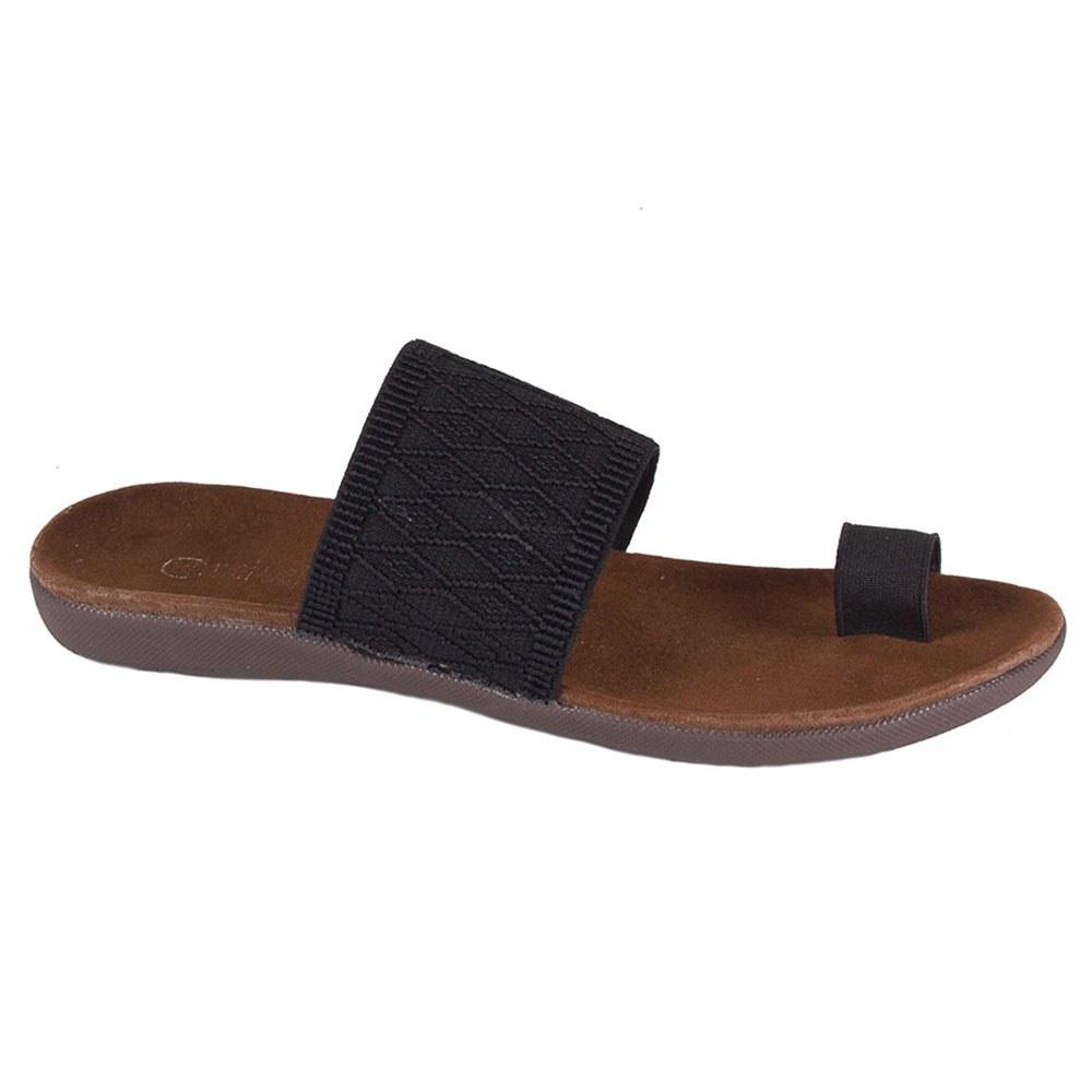 Papuci dama de vara din material textil X-36-N