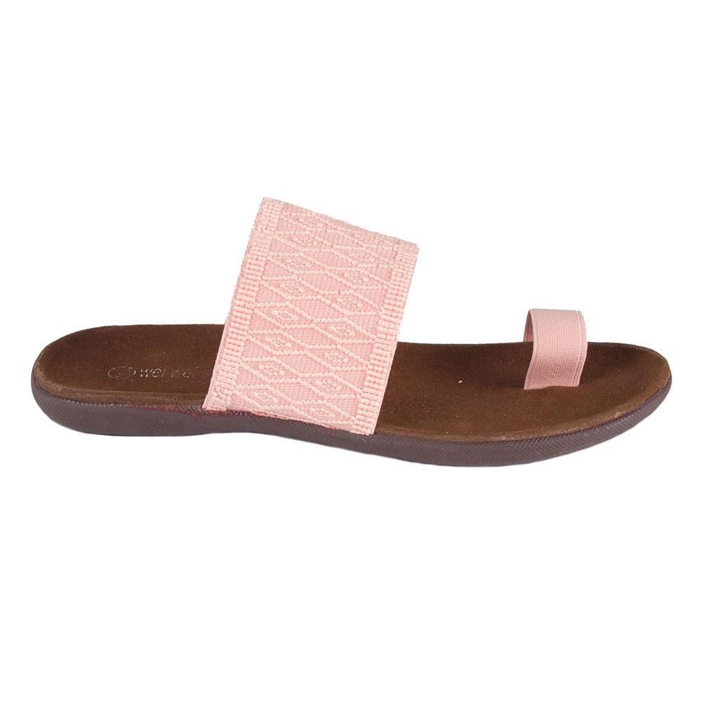 Papuci dama de vara roz X-36-R