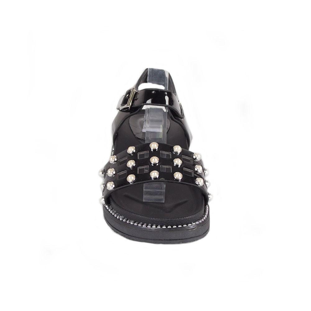 Sandale dama comode cu model perforat K27-N