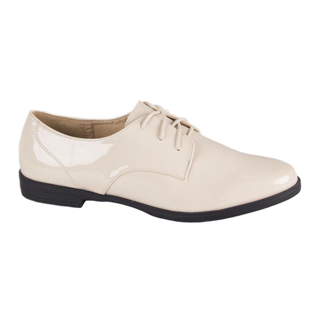 Pantofi de dama cu siret 52020-B-O