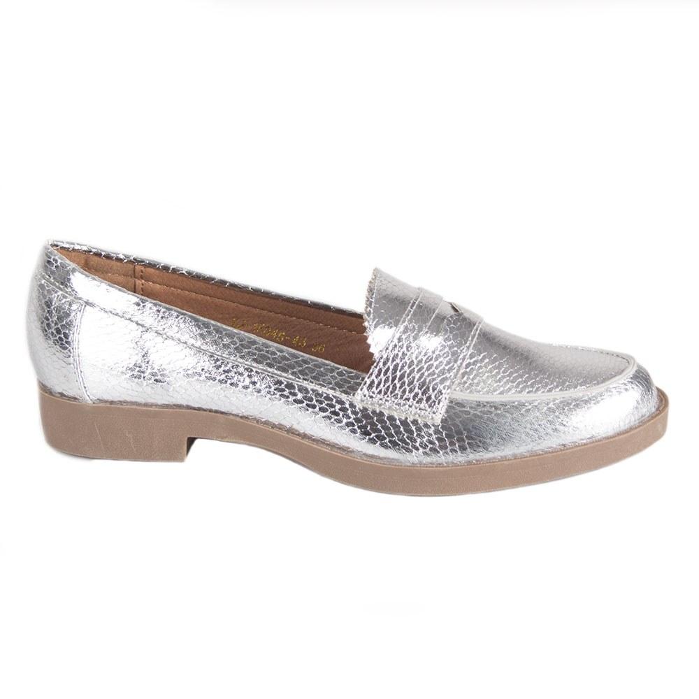 Pantofi de dama cu talpa joasa YJ-1F045-43-S