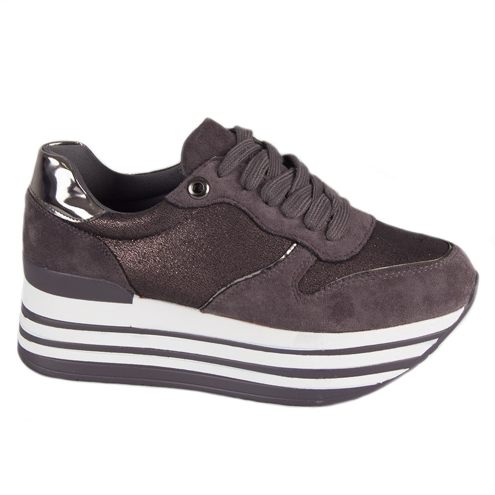 Sneakers dama cu platforma YHS-875-G