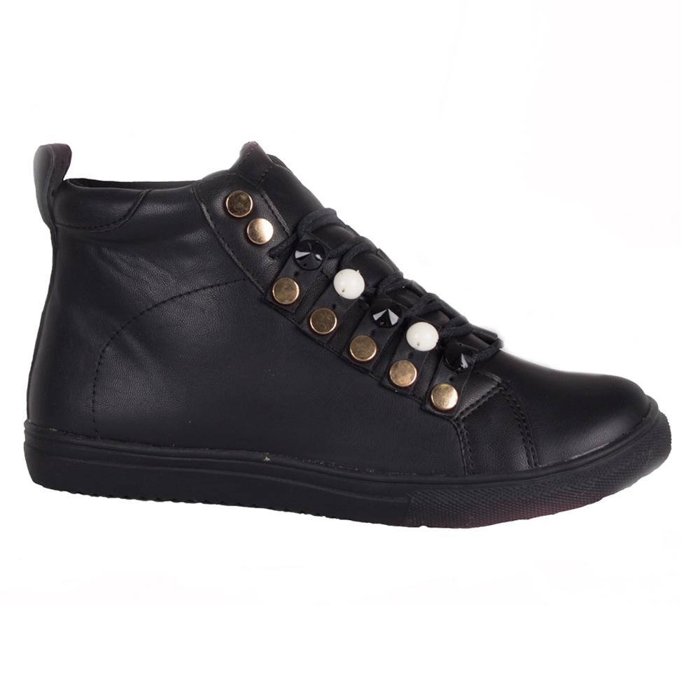 Sneakers de dama cu siret EZ1190-N