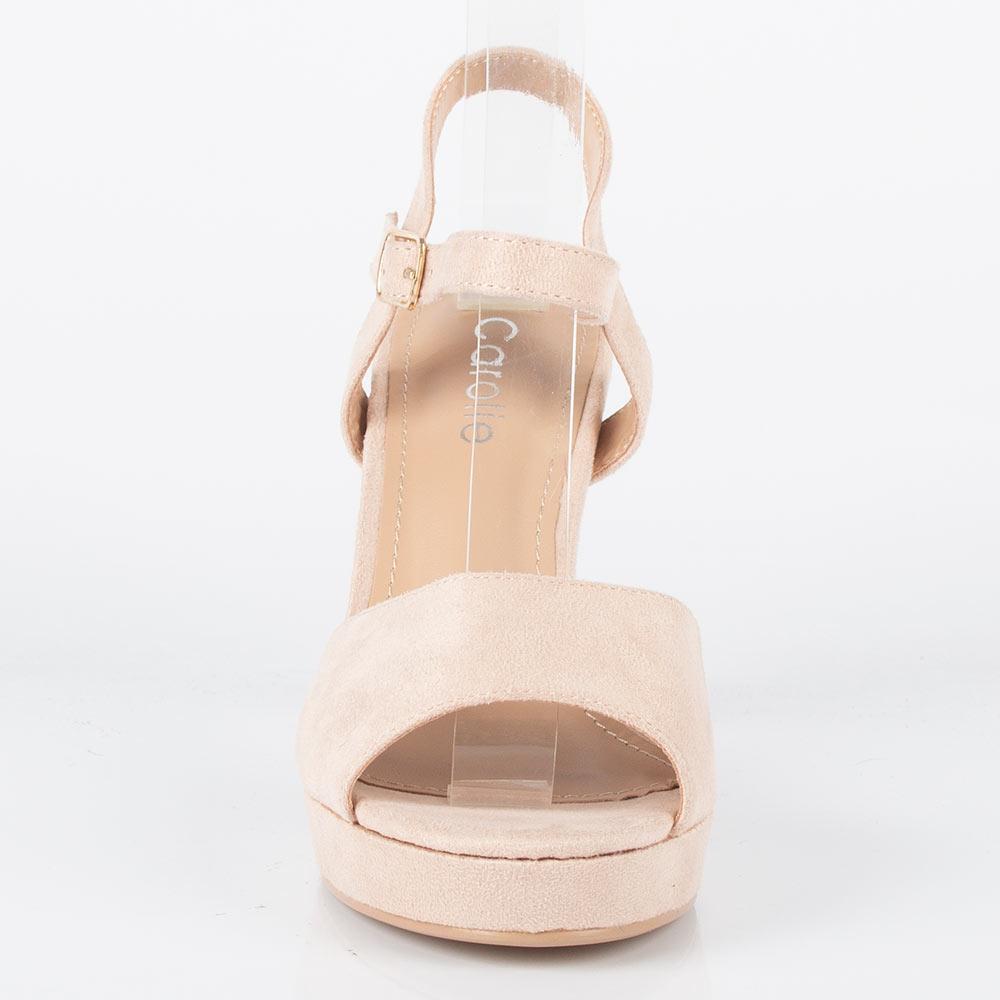 Sandale dama cu toc inalt, barete si tinte MW3A3488-1