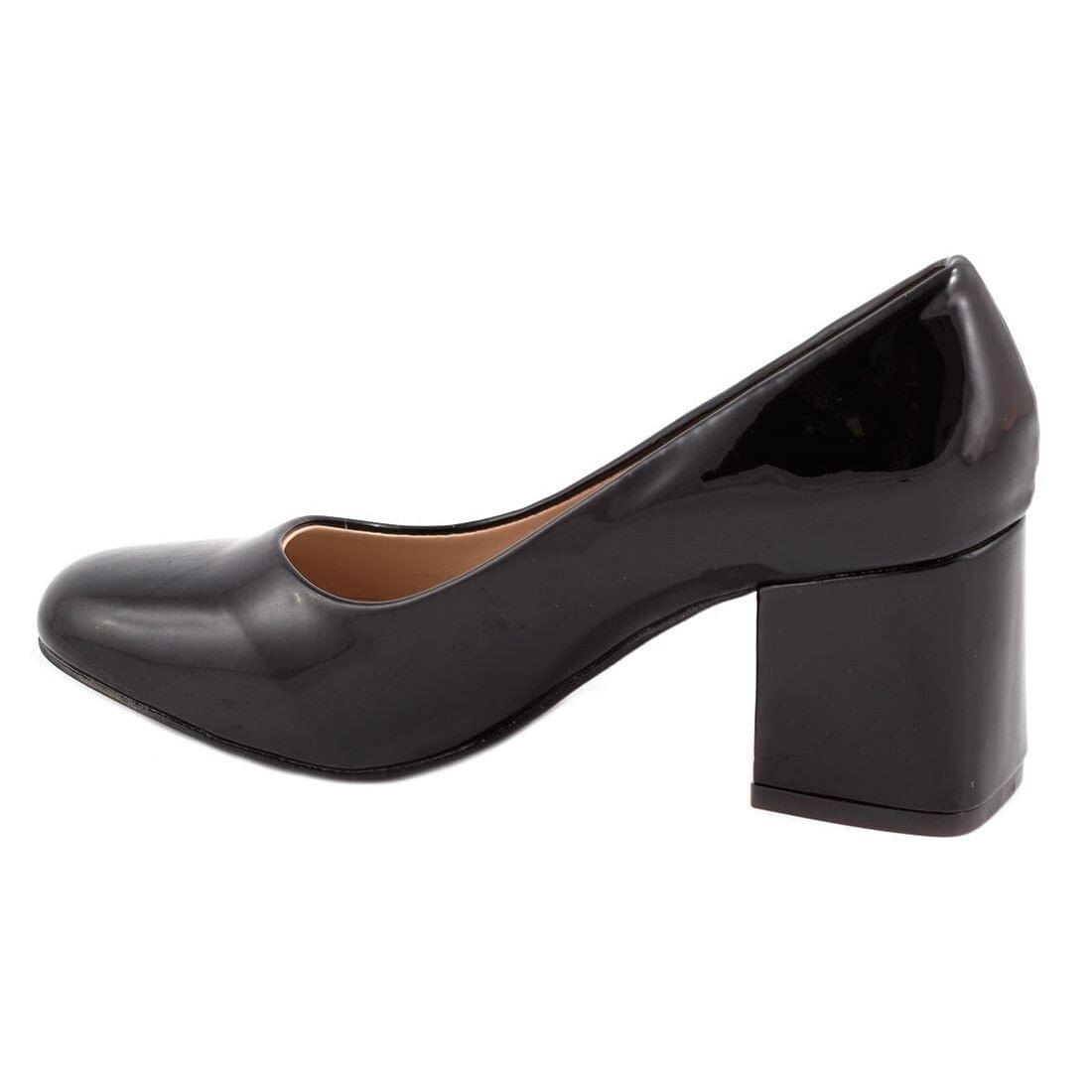 Pantofi de dama cu toc 3793N la 39,99Lei - Zibra.ro