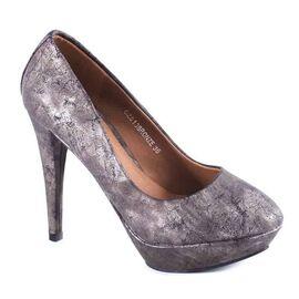 Pantofi cu platforma CZ513 - Bronze